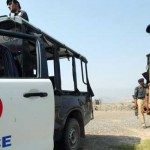 Ten policemen wounded in suicide attack