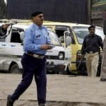 In Pakistani City Peshawar Suicide Bomber Arrested