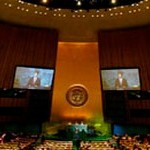 UN Holds a Non Proliferation Treaty Review Conference