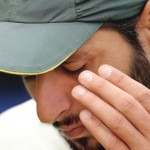 Afridi retires from Test cricket