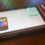 HTC Desire update to Android 2.2