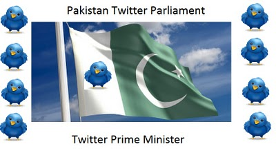 First Twitter Prime Minister of Pakistan