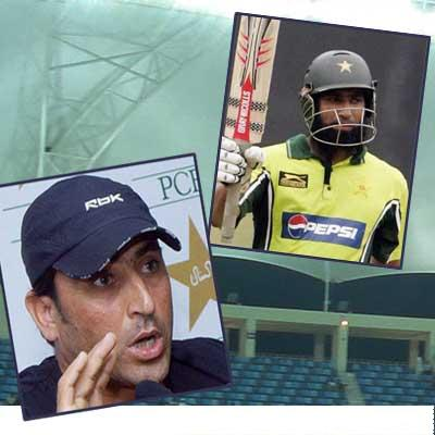 Yousuf out Younis in for National Team