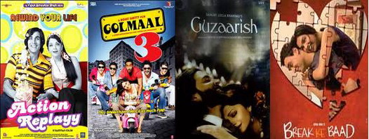 4 Indian Movies are Release on Eid in Pakistan