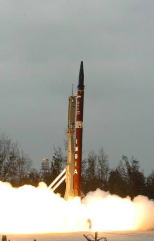 Agni II Plus Missile Test Fails (India)
