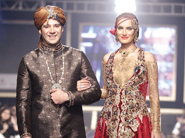 Hsy Collection At Bridal Couture Week