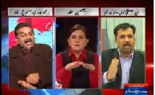MQM Mustafa Kamal Fight With PML N