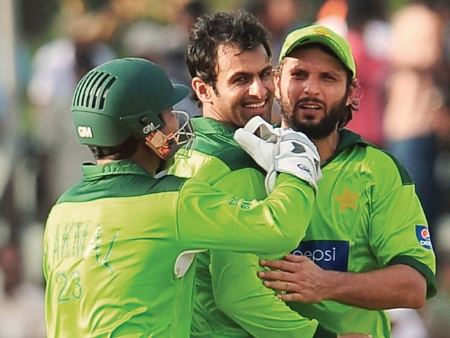Shahid Afridi Sees Red over World Cup 2011
