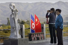 China Gets Tough with S Koreans