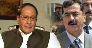 PM Gilani Out to Stitch up New Coalition