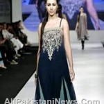 Dazzle in Fabulous Maxi Dress 2011 Designs in Pakistan