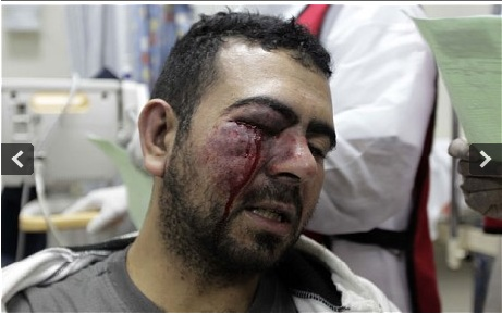 Police Attack Sleeping Protesters In Bahrain
