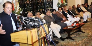 Nawaz League People Party Part in Political Divorce