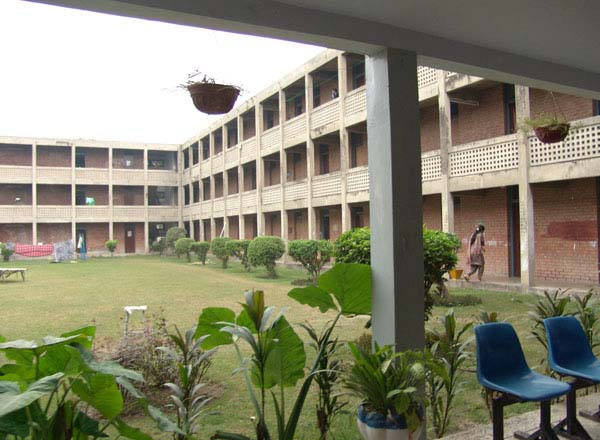 Rape at Punjab University Girls Hostel