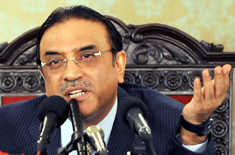 President Zardari Urges IMF to Continue Pakistan Economic Support