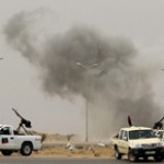 Gaddafi Forces Push Towards Benghazi no UN Move Yet
