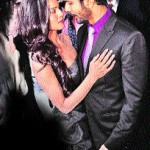 Ashmit Patel and Veena Malik hot Date
