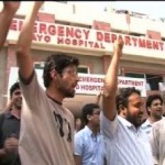Protesting Doctors to Face Severe Action Today