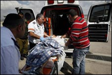 Israel Kills Three Palestinian in Gaza Strike