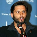 Shahid Afridi Available for West Indies Tour