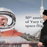 50th Anniversary of Gagarin Space Flight Celebrated