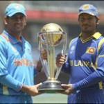 Sri Lanka-India Face to Face Todai in Mumbai Stadium