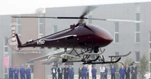 China Unmanned Helicopter