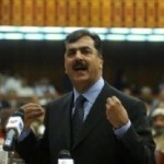 PM Gilani to Take Parliament into Confidence Today
