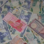 Rupee Ends at Record Low Again