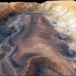 NASA Discovers Flowing Water on Mars