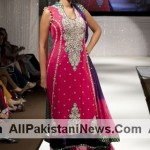 Bridal Fashion Collection at Pakistan Fashion Week 2011