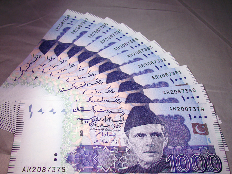 Forex rates for pakistan rupee