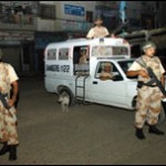 Search Operation Near Maskan Chowrangi