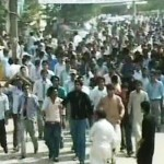 Punjab students protest against intermediate results