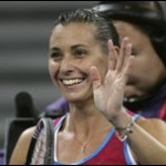 Italian Tennis Star Flavia Pennetta Reaches Final in China Open Tennis