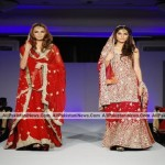 Latest Pakistani Bridals Fashion Collection - Asia Fashion Show 2011