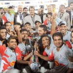 Sialkot Stallions Champions Again T20 Cup