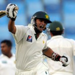 Second Test First Inning Pakistan 281-4 Against Sri Lanka