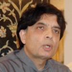 PML-N Ch Nisar to move Court against NAB chairman Appointment