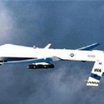 US Drone Strike in NW Three Egyptians killed
