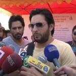 Cheers as Afridi takes back retirement decision