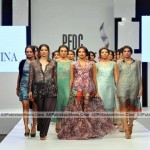 Nickie Nina Collection at PFDC Sunsilk Fashion Week 2012 Karachi