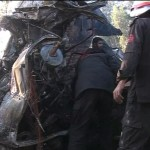 15 Dead in Passenger Van Crash (Islamabad)