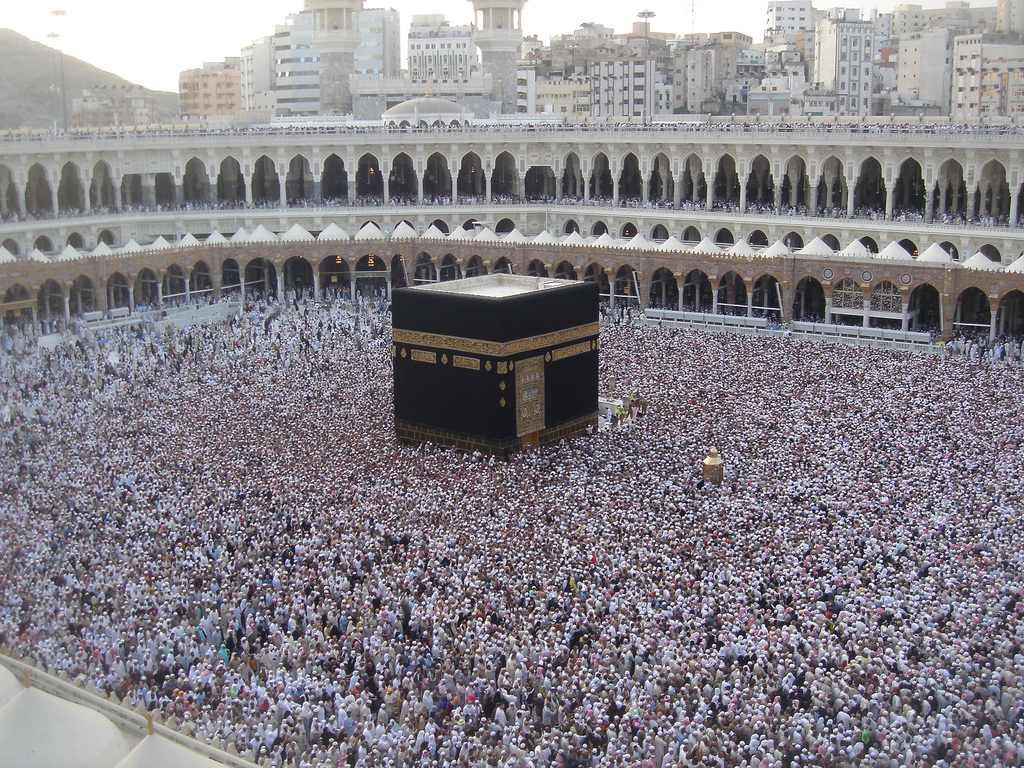 Kaba Time: Watch Live 2011 Hajj Coverage Online Saturday Live From