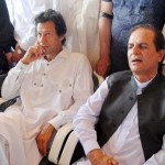 Senior PML-N leader Jawed Hashmi Joins Imran Khan (PTI)