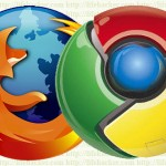 Google Chrome Web Browser Challenging Mozilla Firefox
