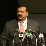 PM Gilani Says There Cannot be a State Within a State