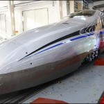 China Tests 500 km/h Super High Speed Train