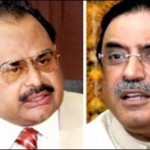 Altaf Hussain Calls Zardari to Discuss National Affairs
