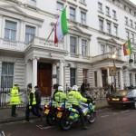 UK Expels Iran Diplomats After Embassy Attack